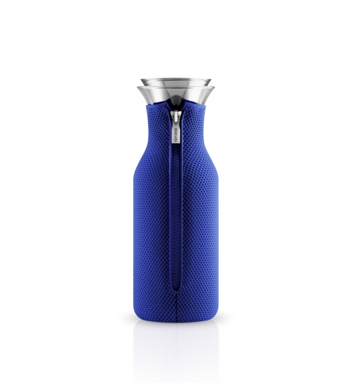 Eva Solo Fridge Carafe With Mesh Cover (Electric Blue)