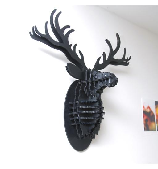 Tenon Art Adonis Head (Big Black, not assemble)