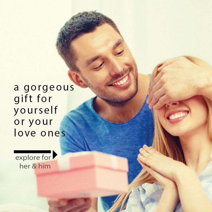 A gorgeous gift for yourself or your love ones